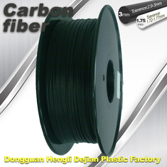 Китай Carbon fiber 3D Printing Filament  .0.8kg / Roll ,1.75mm 3.0mm ,DEJIAN factory поставщик